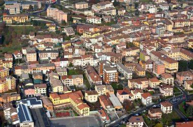 Panoramica Gazzaniga Bg