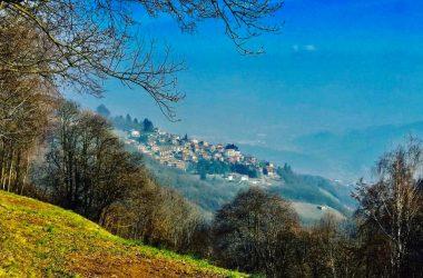 Panoramica Gazzaniga Orezzo