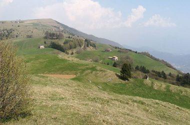 Panoramica da Peia