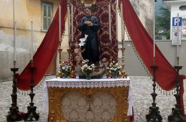 Paramenti Corpus Domini Gandino bg