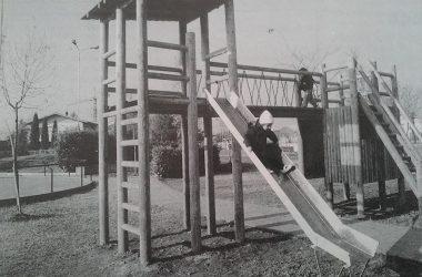 Parco delle vecchie piscine anni 80 Osio Sotto
