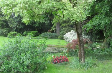 Parco di villa Allegreni Martinengo
