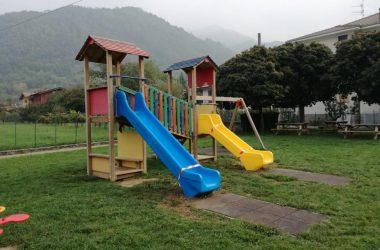 Parco giochi Berzo San Fermo