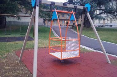 Parco giochi Entratico