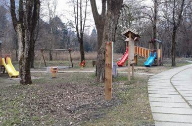 Parco giochi Spinone al Lago
