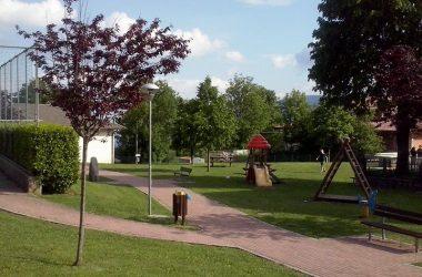 Parco giochi di Fuipiano Valle Imagna