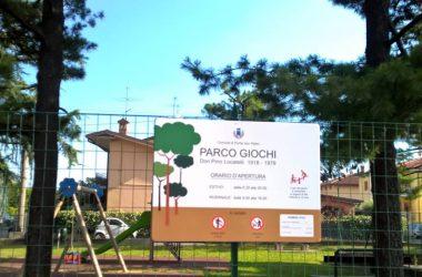 Parco giochi di Ponte San Pietro
