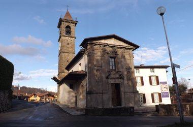 Parrocchia di San Rocco a Gromlongo