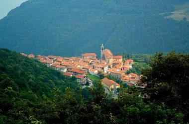 Parzanica paese di Bergamo