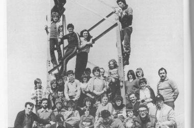 Pasquetta al Canto Alto con il G.A.M. Ramera 1980