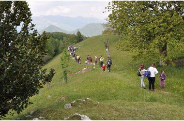 Passeggiate monti di Sedrina