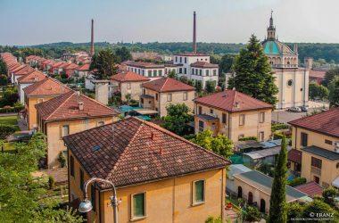 Patrimonio Unesco Villaggio Crespi Capriate San Gervasio