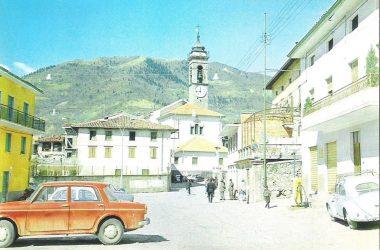 Piazza Bonandrini Casnigo