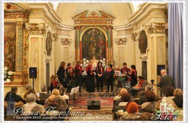 Piazza Brembana (Bg) - 7.12.2017 Concerto Natalizio