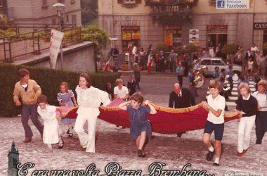 Piazza Brembana (Bg) (Festa A.V.I.S. - A.I.D.O. fine anni 70)