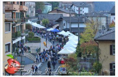 Piazza Brembana Sagra della mela e dei prodotti tipici della Valle Brembana
