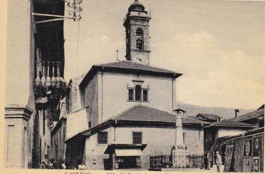 Piazza Caduti - Casnigo