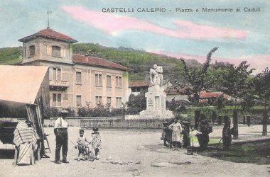Piazza Castelli Calepio