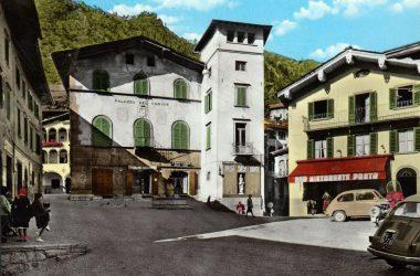 Piazza Dante di Gromo