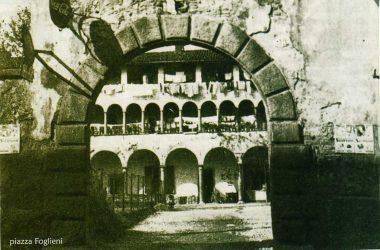 Piazza Foglieni Presezzo
