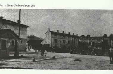 Piazza Mozzanica 1920