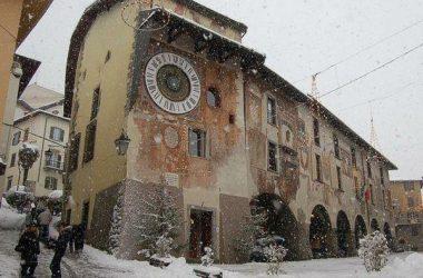 Piazza Orologio Clusone