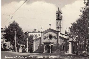 Piazza San Giorgio Fiorano al Serio