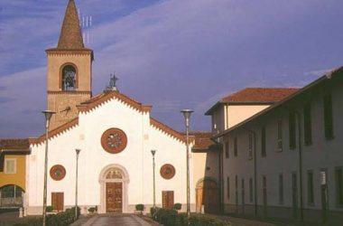 Piazza Santuario Basella Urgnano
