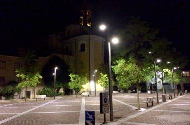 Piazza Scanzorosciate Bergamo