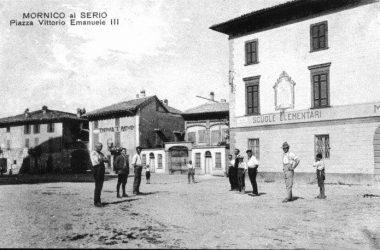Piazza Vittorio Emanuele III Mornico al Serio
