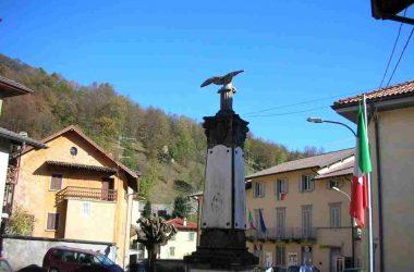 Piazza comune Vedeseta