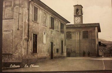 Piazza storica di Colzate