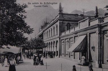 Piazzale Fonte San Pellegrino Terme