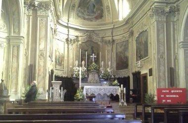 Piazzolo la chiesa