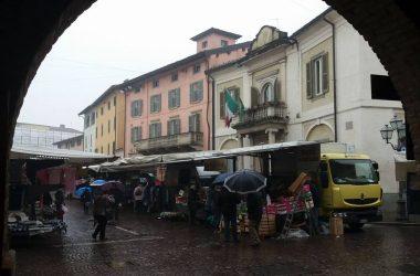 Pioggia a Martinengo