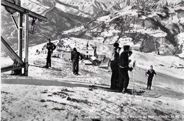 Pista da sci Monte Farno Gandino