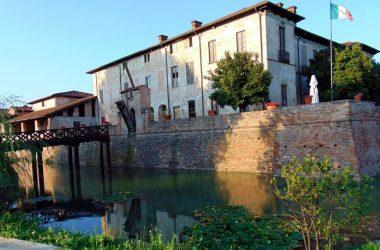 Ponte Elevatoio Castello di Pagazzano