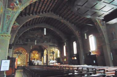 Ponte Nossa - Bergamo - santuario della Madonna delle Lacrime