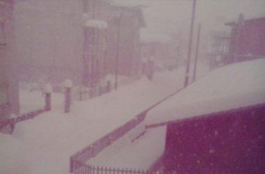 Ponte San Pietro la Nevicata 1985