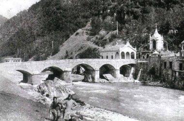Ponte del Belora anni 40 Gazzaniga