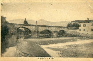 Ponte di Gorle anni 40