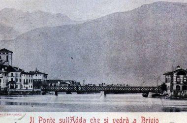 Ponte vecchio Caprino Bergamasco