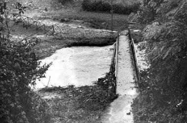 Ponteranica zona ponte della foppetta