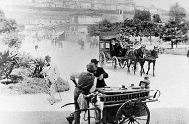 Porta Nuova 1880 Bergamo