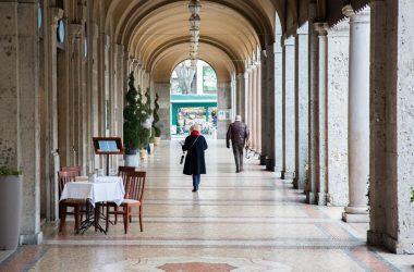 Porticato Bergamo