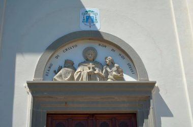 Portone Chiesa di Parzanica