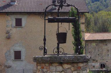 Pozzo Sant'Omobono Terme strada per il Santuario