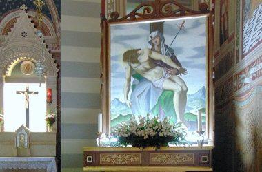 Pradalunga - Bergamo - santuario Forcella