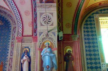Pradalunga - Bergamo - santuario Forcella o della Madonna della Neve 5 agosto del 1640.