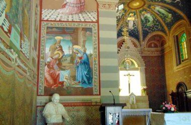 Pradalunga Santuario Forcella o della Madonna della Neve